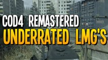 COD4 REMASTERED: WHY PEOPLE DON'T USE LMG'S – COD4 Multiplayer Gameplay