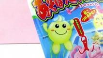 Poppin Cookin 日本料理 DIY 手工 制作 美味 可食用 点心 甜点 食物 折纸 套装 组装 开箱 展示