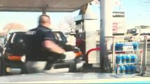 Après un car-jacking, un voleur tente de s'enfuir !