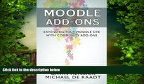Pre Order Moodle Addons: Extending your Moodle site with Community Addons Mr G Henrick mp3