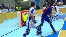 [HIGHLIGHTS] HOQUEI PATINS (Lliga Europea): Porto - FC Barcelona Lassa  (2-1)