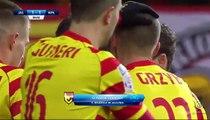 Fedor Cernych Goal HD - Jagiellonia1-1Plock 17.12.2016