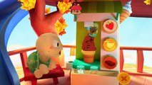 Make Ice Cream, Food, Wash Up, Play with Toto - Dr Panda & Totos Treehouse