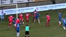 Grenoble Foot 38 - US Raon l'Etape (3-2) #CFA #J14 2016-2017