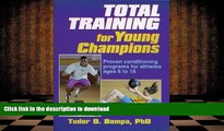Pre Order Total Training for Young Champions On Book