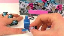 Vernis à ongles Monster High | Se faire les ongles avec un vernis particulier