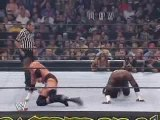 WWE Summerslam 2007 - Triple H vs. King Booker