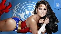 Wonder woman terlalu seksi untuk menjadi duta besar PBB - Tomonews