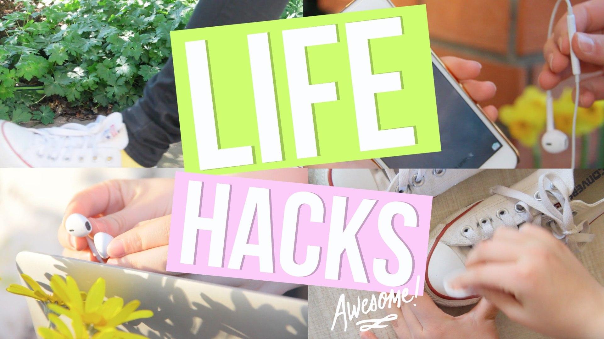 LIFE HACKS !