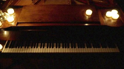 Dirk Reichardt - Emma/Leila`s Theme ► Candle Light Piano Clips ◄
