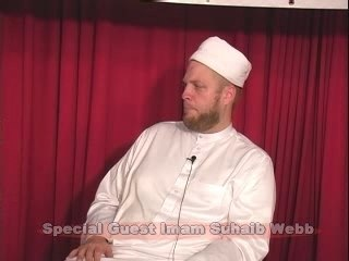 Former Christian Suhaib Webb talks about his Road to Islam