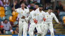Pakistan vs Australia 1st Test HD Full HIghlights - Australia won By Upto 300 Runs -  Pakistan require 490 runs Australia 429 & 202/5d Pakistan 142 & - Australia won By Upto 300 Runs-