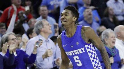 Malik Monk Helps Kentucky Win Thriller