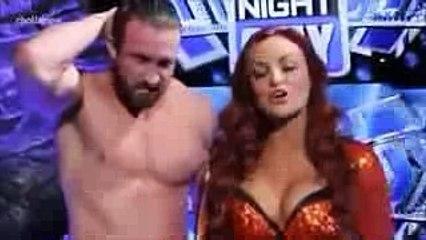 TNA Knockouts Knockdown 2016 Maria & Mike Bennett vs Gail Kim & DJZ