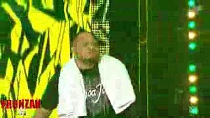 Samoa Joe vs Shinsuke Nakamura