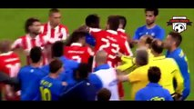 Football Fights Between Players and Teammates • Worst Side Of Football Part 6