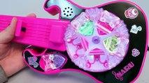 Mundial de Juguetes & Pretty Rhythm Rainbow Live jewelry Guitar Toy