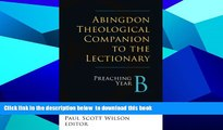 Read Privilege the Text!: A Theological Hermeneutic for