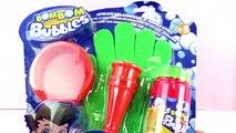 BOM BOM BUBBLES Splash Toys - Joue avec des bulles de savon! avec un gant magique?! Jeu deau