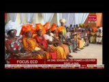 Business 24 / Focus eco - AK ONG sensibilise les femmes à oeuvrer pour la paix