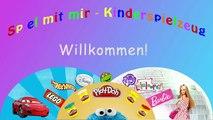 Spielzeug Youtube Videos: Spiel mit mir - Kinderspielzeug (Kanaltrailer) deutsch