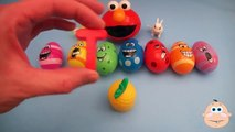 Kinder Surprise Egg Learn A Word! Spelling Play Doh Shapes! Lesson 2!