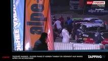 Trophée Andros : Olivier Panis et Adrien Tambay en viennent aux mains après un accrochage