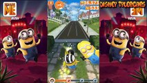 Minions ★ Despicable Me: Minion Rush ★ Minions Banana Song [Part 22]
