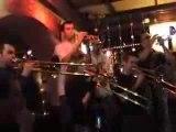 Fanfare God Save The Cuivres au Bar Le Breughel à Toulouse
