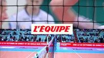ba volley Tours-Paris