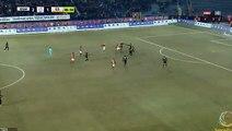 Semih Kaya Goal - Osmanlispor 2-2 Galatasaray 18.12.2016