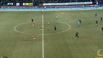 Pierre Webo Goal - Osmanlispor 2-1 Galatasaray 18.12.2016