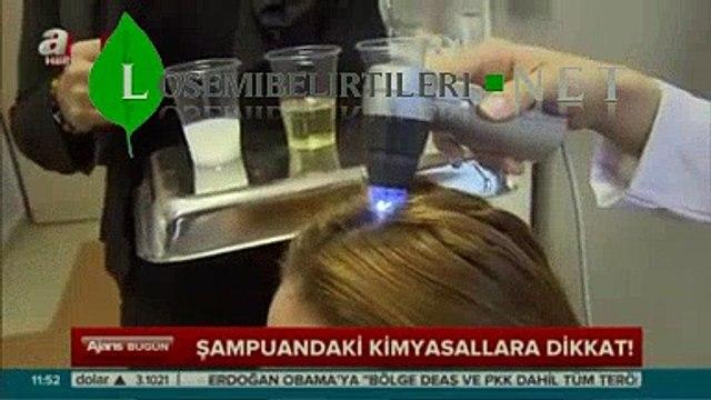 Şampuanlardaki Zararlı Kimyasal Maddeler / SLS-SLES-EDTA-Paraben-Silikon | www.losemibelirtileri.net