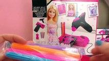 Barbie Airbrush Designer français   Set Unboxing   Joue avec moi français