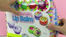 Make your own Lip Balm deutsch | Lip Gloss selber machen | Lippenpflege DIY herstellen | Unboxing