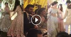 Dance Performaces at Urwa & Farhan Wedding