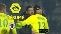 Angers SCO - FC Nantes (0-2)  - Résumé - (SCO-FCN) / 2016-17