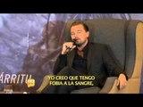 "Leonardo DiCaprio y Alejandro G. Iñárritu presentaron ""The Revenant"" en México"