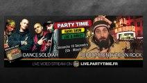 Dance Soldiah et Report de la FrenchTown Rock - Party Time Reggae Radio - 18 DEC 2016