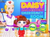 Daisy Emergency Room | Best Game for Little Girls - Baby Games To Play
