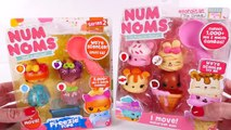 NUM NOMS Series 2 - New Mystery Blind Pack Toys - Num Nom Stamps/Lip gloss
