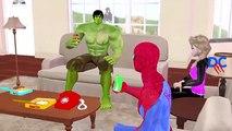 SuperHero Comedy Movie | Spiderman Frozen Elsa Hulk Eating Contest | Venom Vs SuperHero Fights
