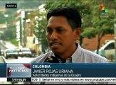 Colombia: reciben líderes sociales amenazas de muerte por su activismo