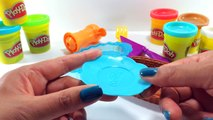 PLAY-DOH PLAYFUL PIES SET - How to make Apple Pie - Make Blueberry Pie Yummy Play Dough Cooking