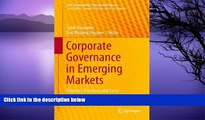 Buy  Corporate Governance in Emerging Markets: Theories, Practices and Cases (CSR, Sustainability,