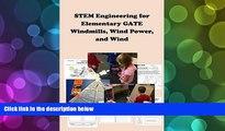 Pre Order STEM for Elementary GATE - Wind Power, Windmills, and Wind Mark Steven Hess On CD
