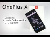 How to use OTG Pendrive on Oneplus x ( OTG Support ) - video