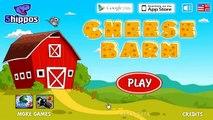 Cheese Barn Walkthrough Tutorial - Little mouse wants cheese - help him :)