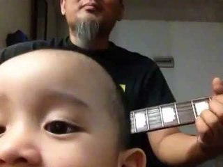 Andy - Singing Faithfully With Son Adam #Malaysian Bryan Adams #themalayan #floppoppy #skc