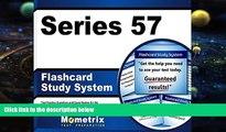 Online Series 57 Exam Secrets Test Prep Team Series 57 Exam Flashcard Study System: Series 57 Test